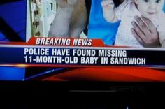 Relax, Sandwich is a town in Massachusetts