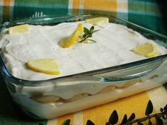 Könnyű krémes-babapiskótás desszert, ami télen-nyáron jöhet minden citromimádónak