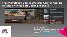 If you want to enjoy playing your favorite Crash Bandicoot, Broken Sward, Tomb Raider or the Final Fantasy series and many more classic #PlayStation #games, just get ps1 #game #emulator for #android.