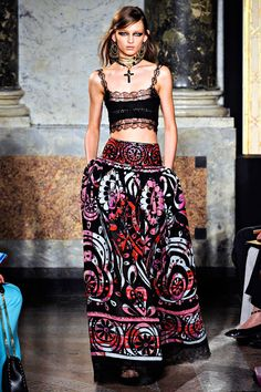 Pucci S/S 2012