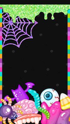 iPhone Wall: Halloween tjn