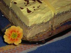 Milka čokoladni kolač ~ Recepti i Ideje Czech Recipes, Leftovers Recipes, Homemade Cakes, Graham Crackers, Sweet Recipes, Cheesecake, Food And Drink, Cooking Recipes, Pudding