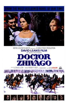 Movies of the 60s - Dr Zhivago