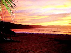 Puerto Vallarta, Mexico  to watch this amazing sunset