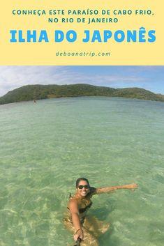 Além das belas praias, Cabo Frio, na Região dos Lagos do Rio de Janeiro, conta também com a paradisíaca Ilha do Japonês. Veja como chegar no www.deboanatrip.com #brasil #brazil #travel #amazingplaces #island #trip #viagem #traveltips #dicasdeviagem #photography #photo #summer