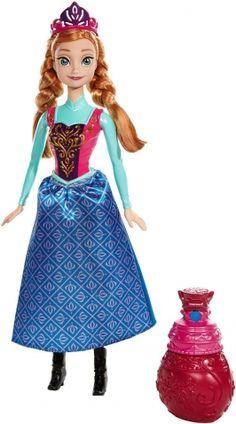 Ledové království - Anna a kouzelný pafém