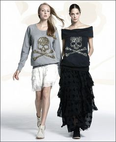 Mastermind - Spring/Summer collection 2012 #skulls