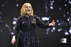 Adele Fulfills Dream of 12-Year-Old Girl with Autism by Inviting Her Onstage via @TIME	 #autismparent