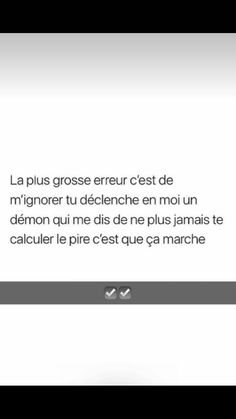 Jpense que moi aussi sa marrive . Tweet Quotes, Mood Quotes, Breakup Quotes, French Quotes, Bad Mood, Pretty Words, Proverbs, Affirmations, Motivational Quotes