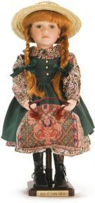 Anne of Green Gables Doll ~  I bought mine on Prince Edward Island :-)