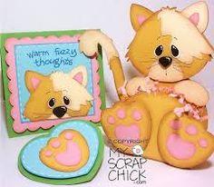 Resultado de imagen para imagenes infantiles de gatitos en goma eva
