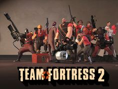 CGSociety - Team Fortress 2