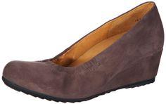 Wedge pumps Gabor Shoes, Comfort, 72.600.29 grey (zinn)