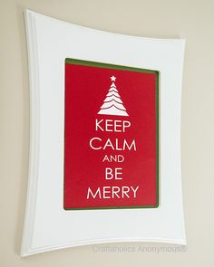 This is my motto this holiday season!