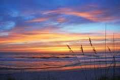 Sunrise Fernandina beach Florida