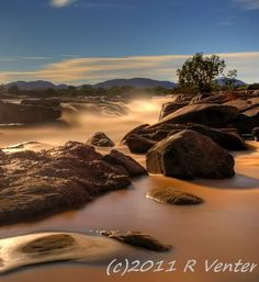 Gariep River, South Africa