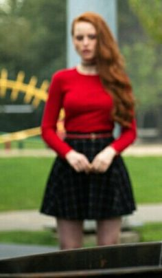 Tv Show Outfits, Cute Outfits, Cheryl Blossom Aesthetic, Madelaine Petsch, Autumn Outfits, Bombshells, Tv Shows, Autumn Fashion, Winter