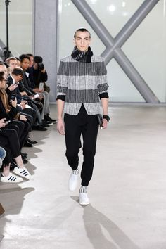 Issey Miyake Men Fall Winter 2015.16 Collection.