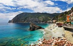 Beach-scenery-4-Italy-city (40 pieces)