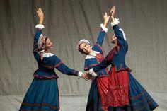 Folk costumes of Kujawy, Poland