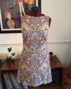 Michael Miller, Indian Summer, Make Time, Stitching, Cotton Fabric, Summer Dresses, Instagram Posts, Fashion, Costura
