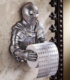 Armor Toilet paper holders