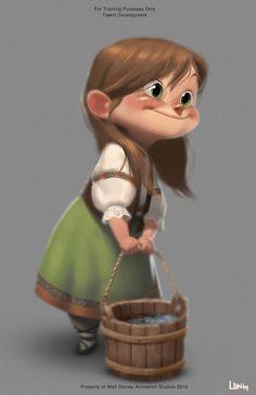 RYAN LANG PORTFOLIO: Hansel and Gretel Visual Development via PinCG.com