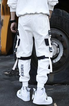 Plaid Trousers Mens, Mens Work Pants, Harem Pants Men, Black Harem Pants, Business Casual Men, Men Casual, Mens Silk Pajamas, Hip Hop, Mode Streetwear