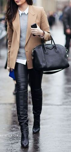 You need these cute winter outfits in your closet right now! These winter outfit ideas are perfect for the cold weather and super trendy. Fall Night Outfit, Fall Winter Outfits, Autumn Winter Fashion, Night Outfits, Fall Fashion, Outfit Summer, Fashion Black, Casual Outfits, Fashion Outfits