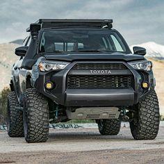 Toyota Trd Pro, Toyota 4runner Trd, Toyota Runner, Best Off Road Vehicles, Toyota Girl, Adventure Car, Overland Truck, Expedition Vehicle, Custom Trucks