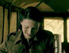 "Claire  (Caitriona Balfe) in Episode 209 ""Je Suis Prest"" of Outlander Season Two on Starz via https://outlander-online.com/2016/06/04/1680-uhq-1080p-screencaps-of-episode-2x09-of-outlander-je-suis-prest/"