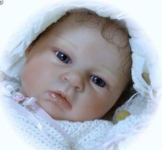 reva+schick+dolls | Details about Maya by Reva Schick - 22 in. Reborn Baby Doll Kit