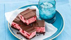 Δροσερό γλύκισμα με ινδοκάρυδο, ζαχαρούχο & σοκολάτα χωρίς ψήσιμο