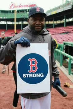 "David Ortiz: ""This is our f***ing city."""