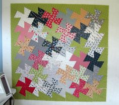 Made With Love: Reunion Twister Quilt- Finished + Sewing Tips