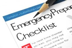 Great checklist of how to get your kids ready for a storm, hurricane, blizzard, etc.