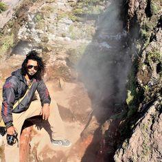 #smoke #steam #hot #volcano #crater #trekking #hiking #bali #indonesia #inbali #adventure #travel #traveller #awesome.earth #wonderfulearth #volcanosmoke #mountbatur #kintamani #gunungbatur #xtremelyhot #active #ashes #dare #topofthemount by mahe_kk2486