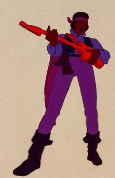 Animation art from Ralph Bakshi's AMERICAN POP (1981). Ralph Bakshi, Creative Inspiration, Archive, Animation, Graphics, Draw, Graphic Design, Cartoon, Superhero