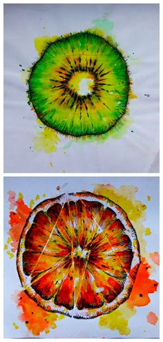 Ideas Design Illustration Drawing Colour For 2019 Watercolor Art, Drawings, Amazing Art, Natural Form Art, Art Projects, Nature Art, Nature Drawing, Art, Fruit Art