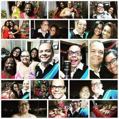 Natal em família... Com a graça do bom Deus!