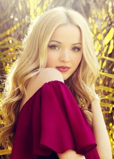 Dove Cameron would be a great CRY5741