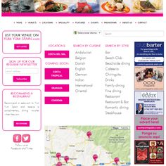 The definitive online restaurant and venue guide for Spain and beyond - Created by Spanglish Webs