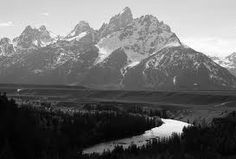 Ansel Adams: Snake River, Colorado