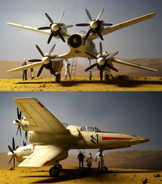 X-Wing Turbo Prop / This thing here? I think it might go really really fast... maybe.