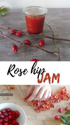 Rose Hip Jam