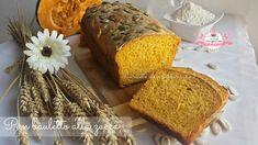 Pan bauletto alla zucca – ricetta leggera (96 calorie a fetta)