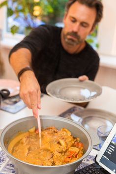 Tasty party stew with chicken - - Recipes, inspiration .-Smakrik festgryta med kyckling – – Recept, inspiration och livets goda Tasty party stew with chicken – – Recipes, inspiration and the good of life - Swedish Recipes, Mexican Food Recipes, Dinner Recipes, Ethnic Recipes, Party Recipes, Fodmap Recipes, Healthy Recipes, Lchf, Midweek Meals