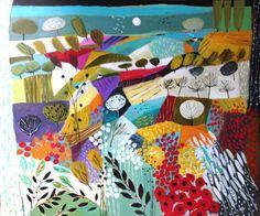 Natalie Rymer - Bird's eye view