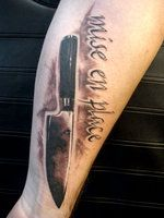 chef tattoo - Google zoeken