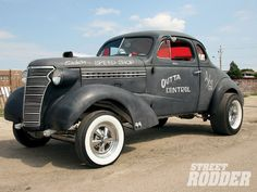 1938 Chevy  COOL !